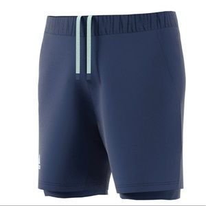 2020 mens Adidas tennis shorts